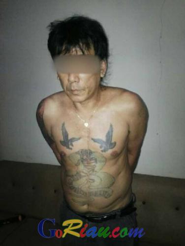 Ahok, Bos Narkoba dan Pemilik Lokalisasi Kota Duri Ditangkap BNN Riau Saat Lengah Tanpa Dikawal Bodyguards