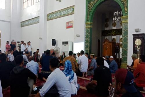 Masjid Alhidayah di Minahasa Utara Dirusak, Ini 7 Pernyataan Sikap Tokoh dan Aktivis Umat Islam Sulut