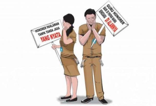 Gaji Ratusan Guru Honor Daerah Kepulauan Meranti Belum Dibayarkan, Begini Penjelasan Disdikbud