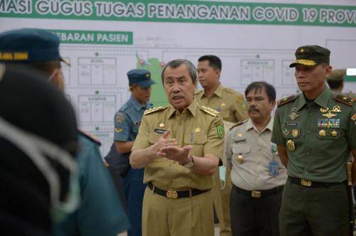 Selama Pandemi Covid-19, Gubernur Riau Larang Masyarakat Mudik Demi Keselamatan Keluarga
