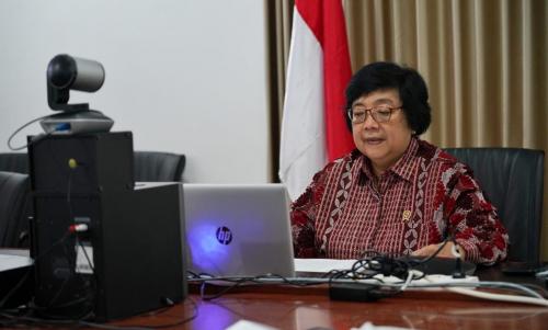 Menteri LHK: Pemda Berperan Penting Atasi Perubahan Iklim
