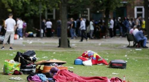 9.000 Anak Pengungsi Muslim Berusia di Bawah 18 Tahun Hilang di Jerman, Diduga . . . .