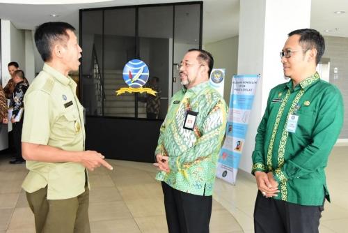 DPMPSP Bengkalis Segera Terapkan Digital Signature untuk Pelayanan Perizinan dan Non Perizinan