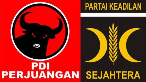 Di Negeri Seribu Suluk, PKS Mesra dengan PDIP, Pengamat: Kepentingan Lebih Utama Daripada Ideologi