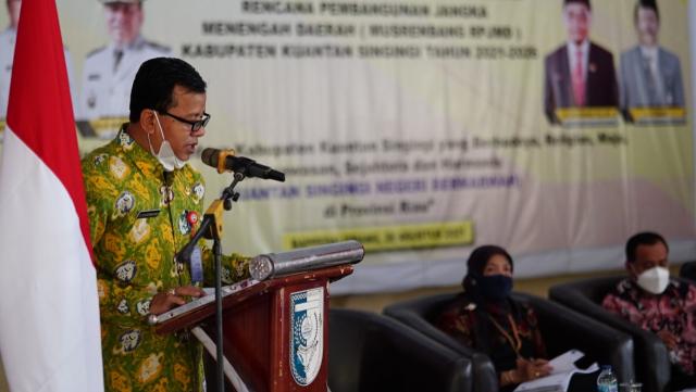 Ini Program Prioritas Menuju Kuansing Bermarwah di Provinsi Riau Tahun 2026