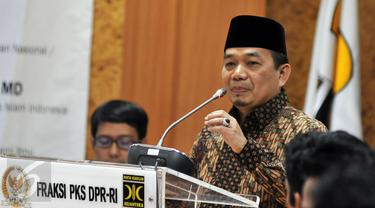 Kepengurusan Fraksi PKS MPR dan DPR RI 2019-2024 Dikukuhkan, Ini Susunannya