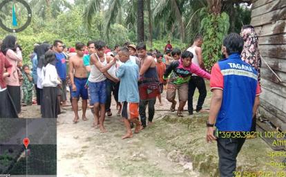 Cuci Kuali di Pinggir Sungai, IRT di Dumai Tergelincir dan Tewas Tenggelam