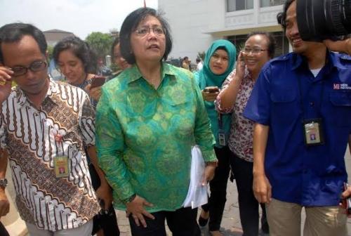 Seminggu Pasca Demo Puluhan Ribu Karyawan PT RAPP, Menteri LHK Dipanggil Jokowi ke Istana
