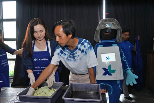 Usung Hastag #JadiBisa, XL Axiata Dorong Masyarakat Manfaatkan Teknologi Digital Secara Positif