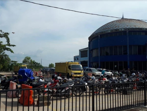 Selama Operasi Lilin Muara Takus, Penyeberangan Roro di Dumai Normal