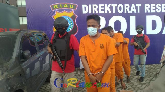 Dibayar Rp30 Juta, 6 Pelaku Teror Jurnalis di Riau Juga Disuruh Bakar dan Habisi Nyawa Keluarga Korban