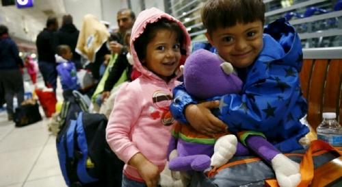 10 Ribu Anak Pengungsi Asal Timur Tengah Hilang di Eropa, Jadi Korban Eksploitasi Seksual