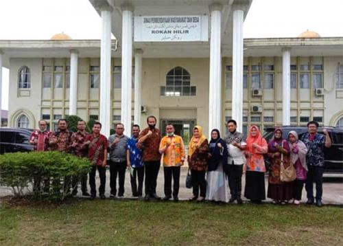 Pemilihan Penghulu Serentak Tahap III di Rohil Tinggal Menunggu Pelaksanaan