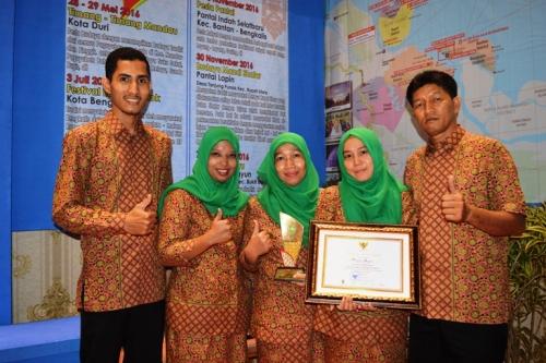 Stand Bengkalis Terbaik II Riau Expo 2016