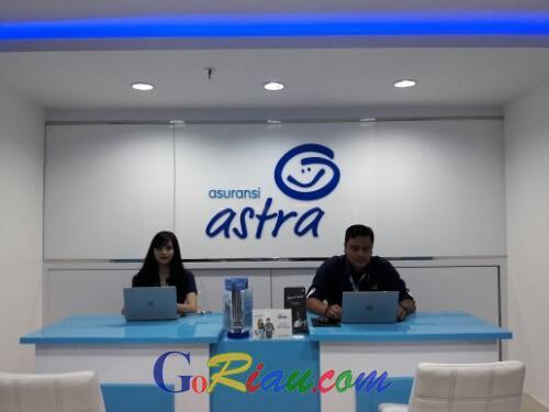 Pengguna Asuransi Astra di Riau Bisa Klaim Hari Sabtu dan Minggu, Ini Lokasinya