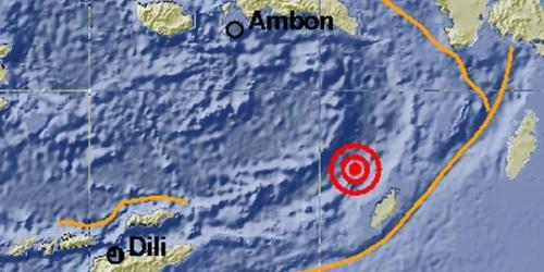Gempa Beruntun di Ambon Tak Berpotensi Tsunami, Warga Sempat Panik dan Lari ke Tempat Tinggi