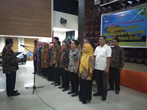 Tak Boleh Hanya Sekedar Nama, Pengurus GPMB Riau Harus Jadi Penggerak Komunitas di Masyarakat