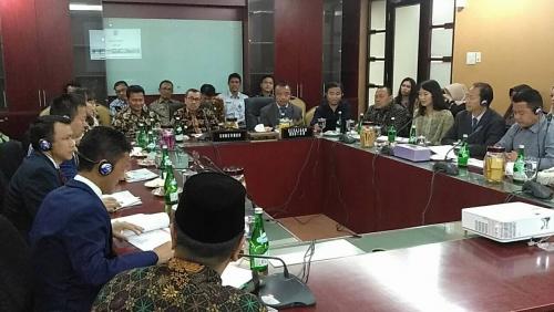 Kerajaan Bhutan Belajar Otonomi Daerah ke Riau, Gubri Syamsuar Tawarkan Kerjasama Pendidikan dan Investasi Pariwisata