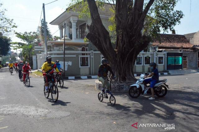 Yogyakarta Kaji Kerjasama dengan Hotel Siapkan Rute Wisata Sepeda