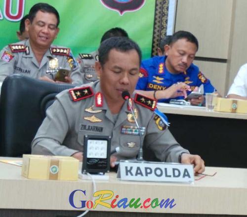 Serius! Kapolda Riau Irjen Zulkarnain Perintahkan Jajarannya Tembak Bandar Narkoba, Termasuk Polisi yang Terlibat