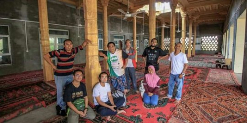 Shalat di Masjid Uighur, Sekelompok Turis Malaysia Ditangkap Pasukan Bersenjata China