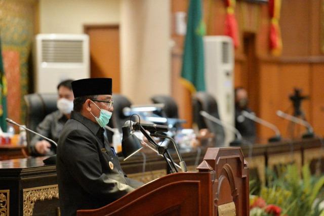 GoRiau Wakil Gubernur Riau Edy Natar