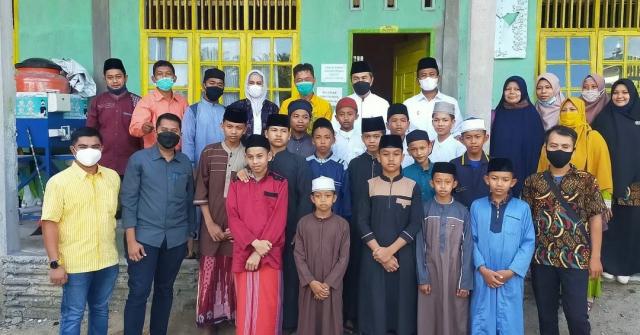 GoRiau Kunjungan ke Ponpes Tahfizul M