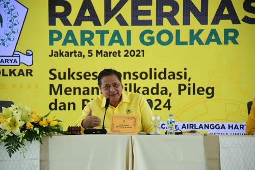 GoRiau Ketua Umum Partai Golkar, Airl