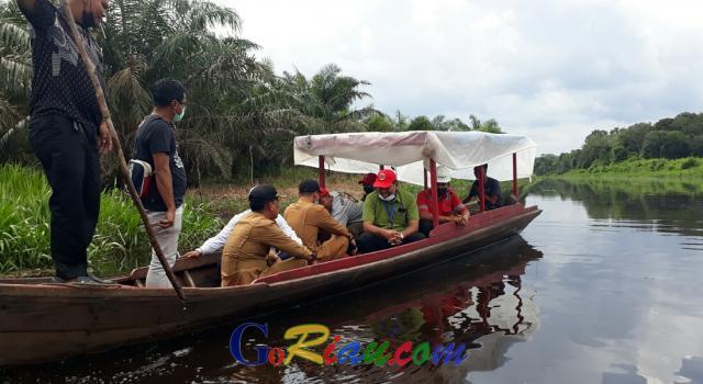 GoRiau Lurah, camat dan pihak perusah
