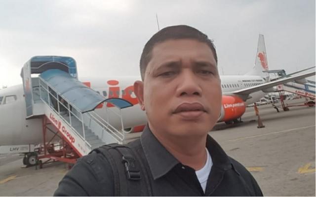 GoRiau Kharuddin Siregar (foto: dokum