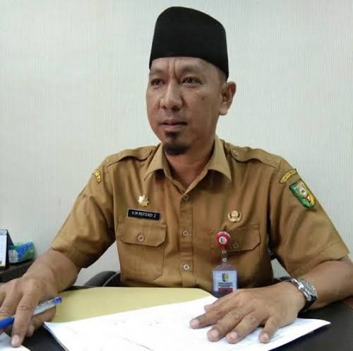 GoRiau M. Refendi Zukman, Kepala Disd