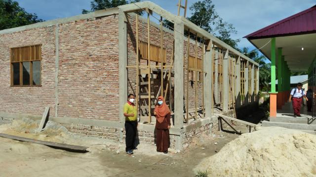 GoRiau PT Pertamina Gas membantu pemb