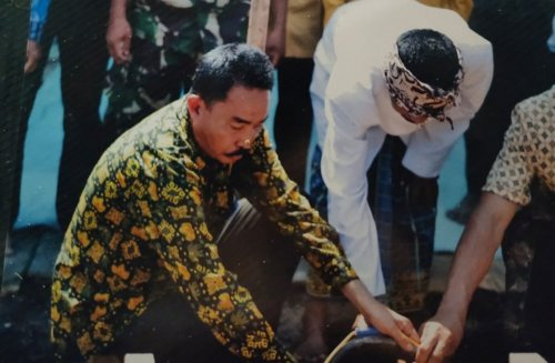 GoRiau Camat Kandis, Said Irwan melak