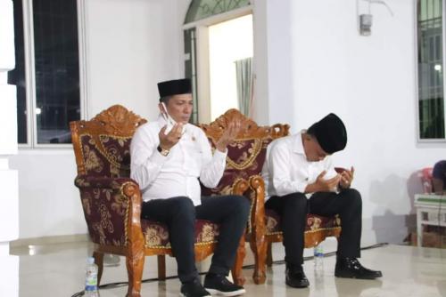 GoRiau H Muhammad Adil - H Asmar saat