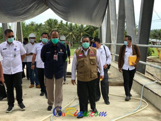 GoRiau Wakil Gubernur Riau Edy Nasuti