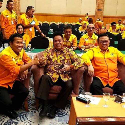 GoRiau Indra Gunawan Eet dan Ahmad Sy