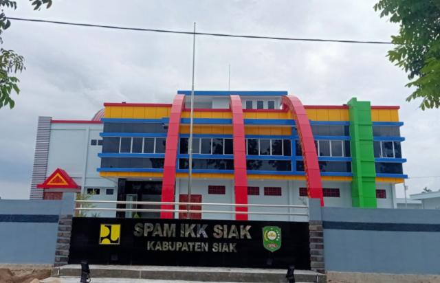 GoRiau Bangunan ini terletak di Kelur