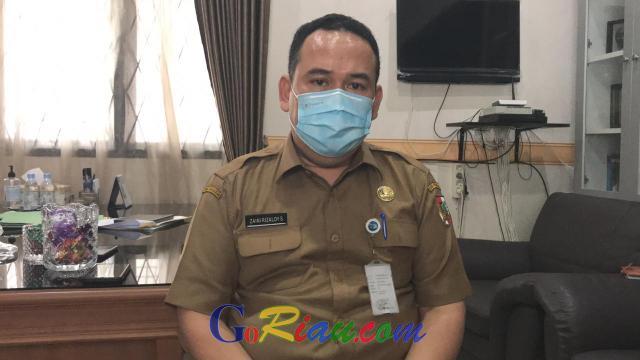 GoRiau Mantan Plh Kadiskes Pekanbaru,