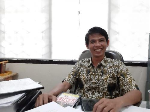 GoRiau Ketua KPU Kuansing Irwan Yuhen