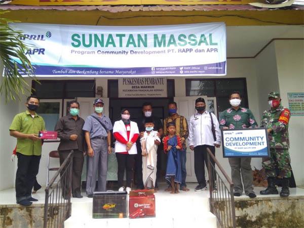 GoRiau Foto bersama dengan salah satu