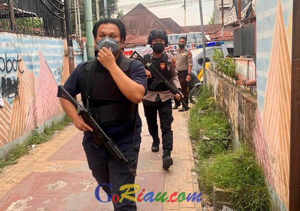 GoRiau Kasatresnarkoba Polresta Pekan