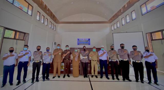 GoRiau Foto bersama 5 pilar dalam rap