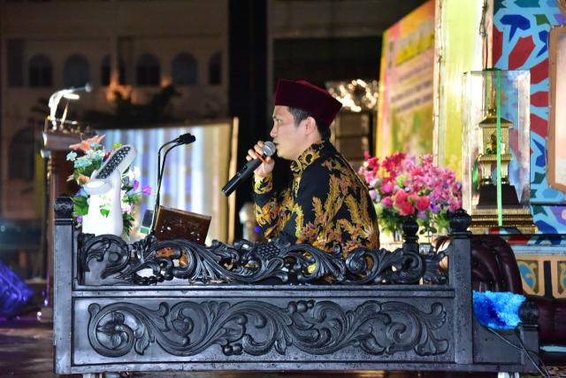 GoRiau Qori Internasional H Abdullah
