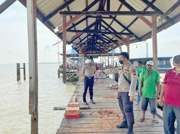 GoRiau Kondisi Pelabuhan Teluk Belitu
