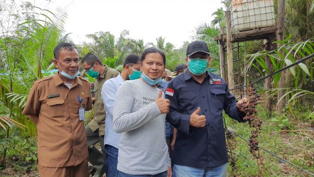 GoRiau Kadis LHK Riau M Murod dan Kep